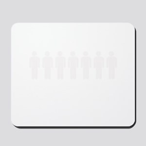 Official Henchman Mousepad