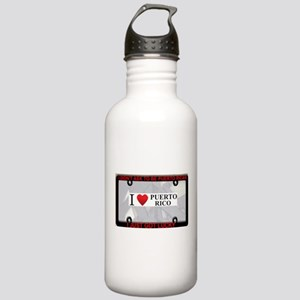 I Heart Puerto Rico Water Bottle