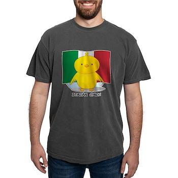 Italian Chick Mens Comfort Colors Shirt