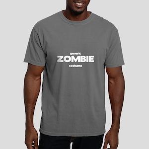 Generic ZOMBIE Costume Mens Comfort Colors Shirt