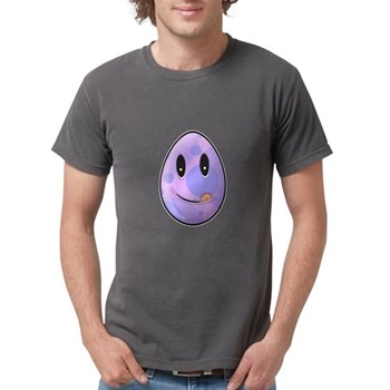 Polka Dot Easter Egg Mens Comfort Colors Shirt
