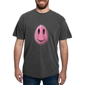 Pink Easter Egg Mens Comfort Colors Shirt