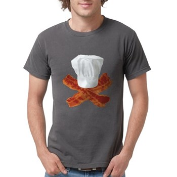 Bacon Chef Mens Comfort Colors Shirt