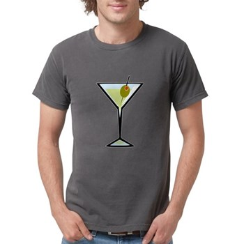 Dirty Martini Mens Comfort Colors Shirt