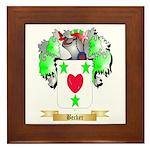 Becker Framed Tile