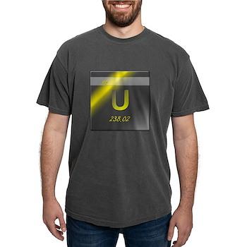 Uranium (U) Mens Comfort Colors Shirt