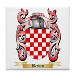 Becken Tile Coaster