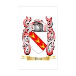 Becke Sticker (Rectangle)