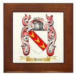 Becke Framed Tile