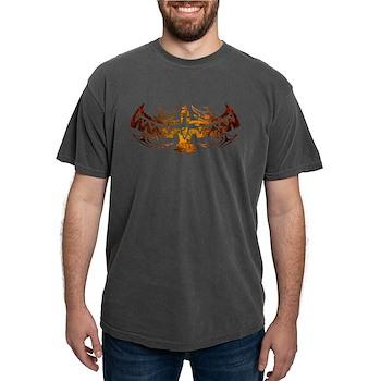 Tribal Thunderbird Tattoo Mens Comfort Colors Shir