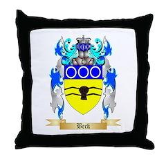 Beck Throw Pillow