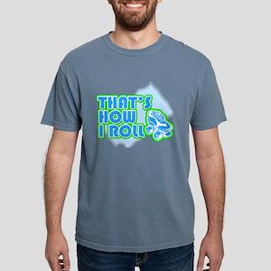 That's How I Roll Mens Comfort Colors Shirt