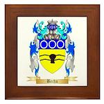 Bechu Framed Tile
