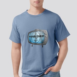 Please Stand By TV Mens Comfort Colors Shirt