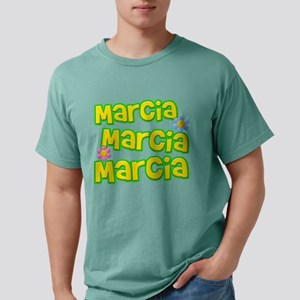 Marcia, Marcia, Marcia Mens Comfort Colors Shirt