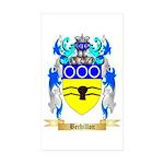 Bechillon Sticker (Rectangle 50 pk)