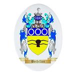 Bechillon Ornament (Oval)