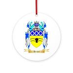 Bechet Ornament (Round)