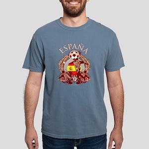 Espana Soccer Mens Comfort Colors Shirt