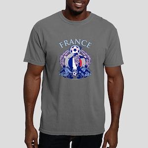 France Soccer Mens Comfort Colors Shirt