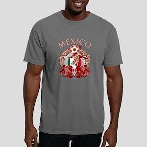 Mexico Soccer Mens Comfort Colors Shirt
