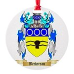 Bechereau Round Ornament