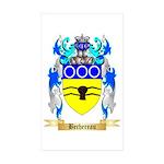 Bechereau Sticker (Rectangle 50 pk)