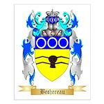 Bechereau Small Poster