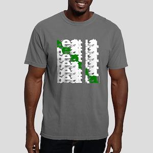 Beat L.A. Block Mens Comfort Colors Shirt