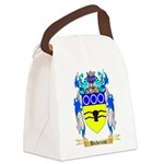 Bechereau Canvas Lunch Bag