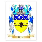 Becher Small Poster