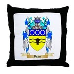 Becher Throw Pillow