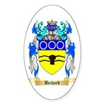 Bechard Sticker (Oval 50 pk)