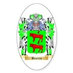 Becerro Sticker (Oval)