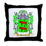 Becerro Throw Pillow