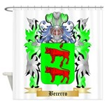 Becerro Shower Curtain
