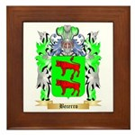 Becerro Framed Tile
