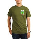 Becerril Organic Men's T-Shirt (dark)