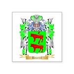 Becerril Square Sticker 3