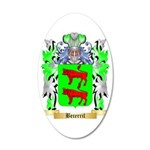 Becerril 35x21 Oval Wall Decal