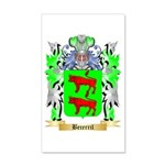 Becerril 20x12 Wall Decal