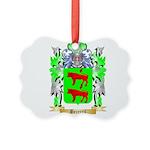 Becerril Picture Ornament