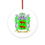 Becerril Ornament (Round)