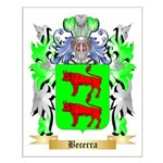 Becerra Small Poster