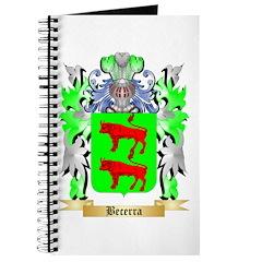 Becerra Journal
