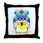 Becard Throw Pillow