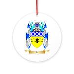 Bec Ornament (Round)