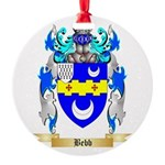 Bebb Round Ornament