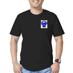 Beavin Men's Fitted T-Shirt (dark)