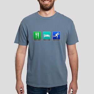 Eat, Sleep, Blade Mens Comfort Colors Shirt